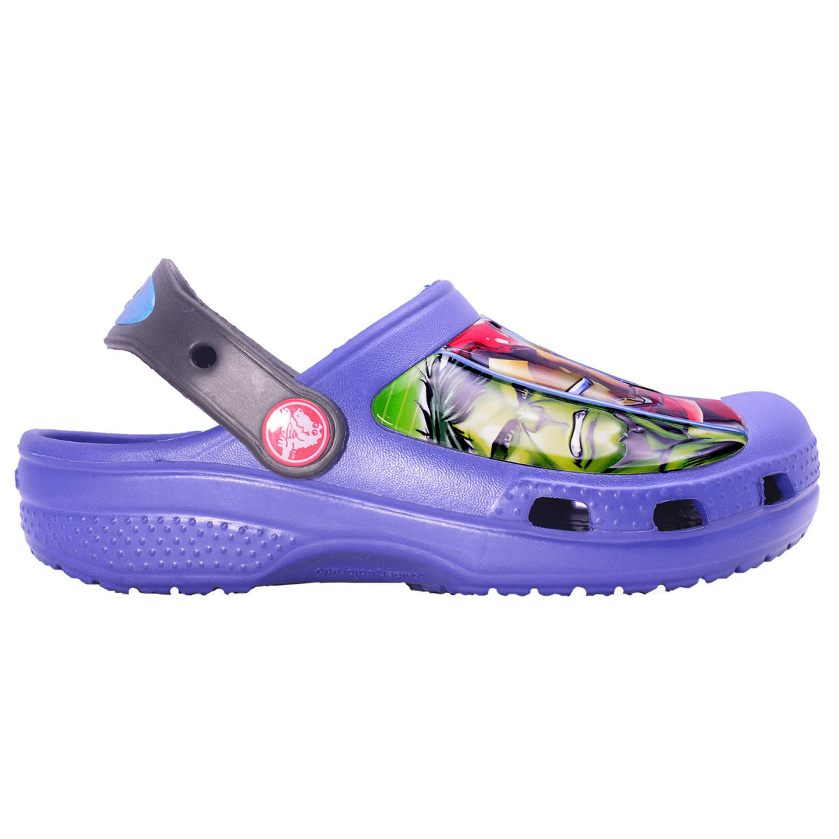 Zuecos Crocs Crocband Avengers Assemble Kids