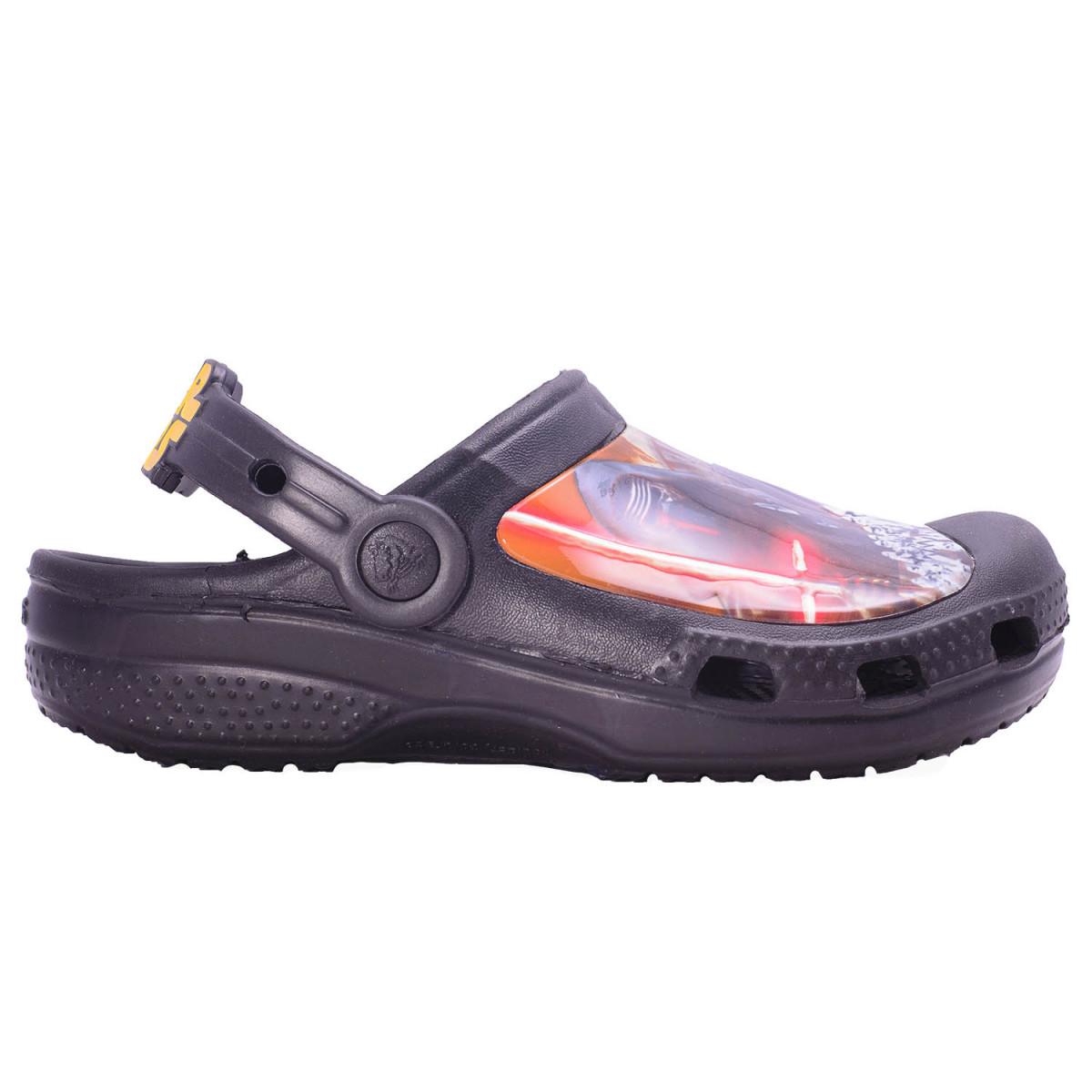Zapatos lila Crocs infantiles 5SnwbXP