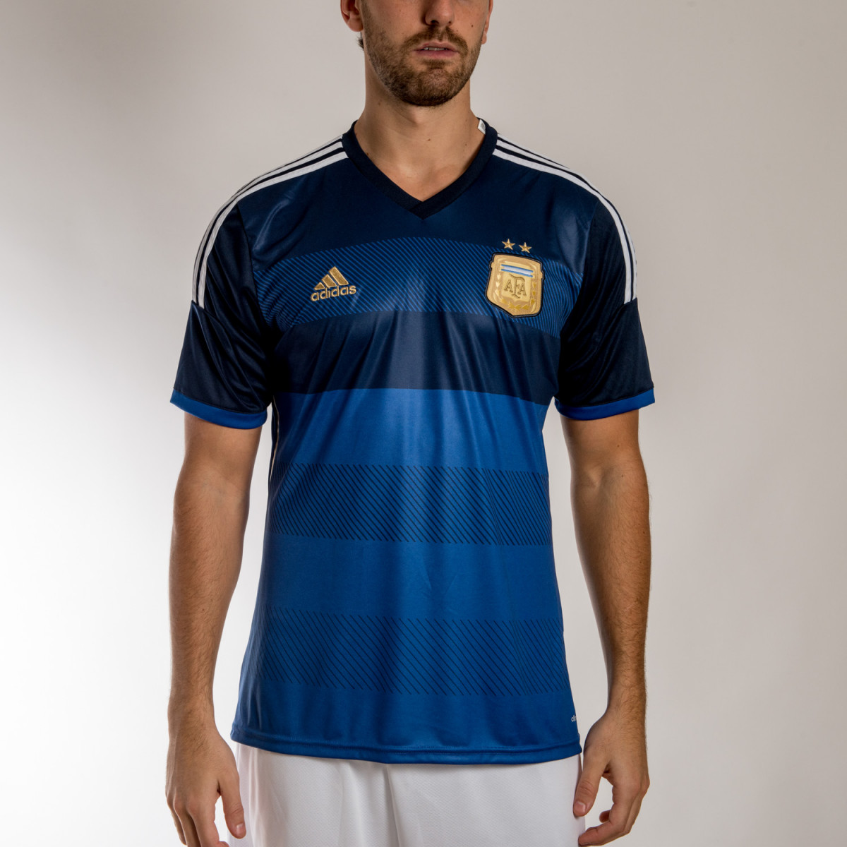 CAMISETA ADIDAS ARGENTINA SUPLENTE 2014