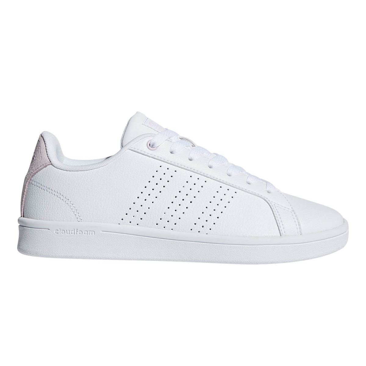 fa5a7bacd697e Zapatillas Adidas Cloudfoam Advantage Clean