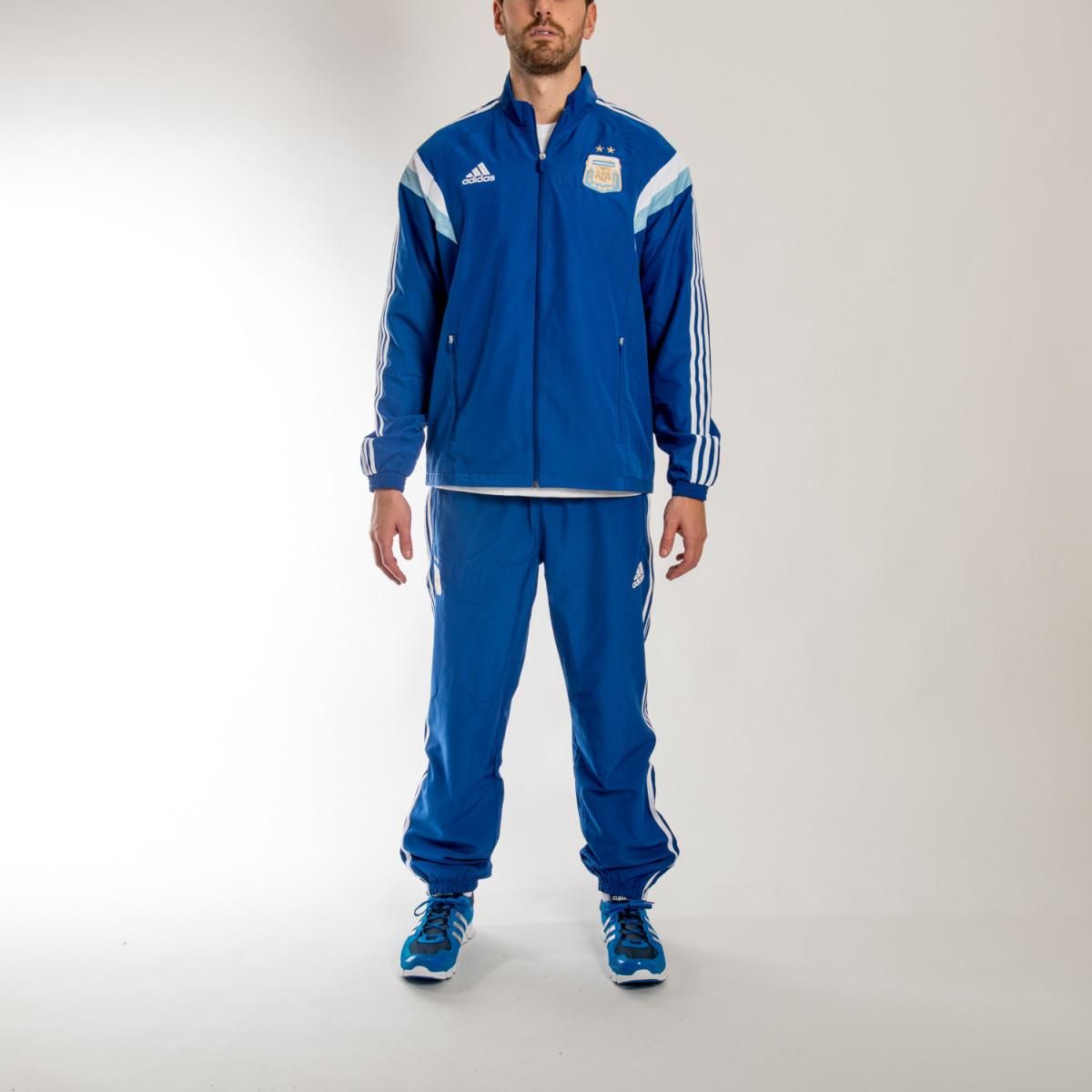 d054246e1 Conjunto Adidas Argentina Pres Suit