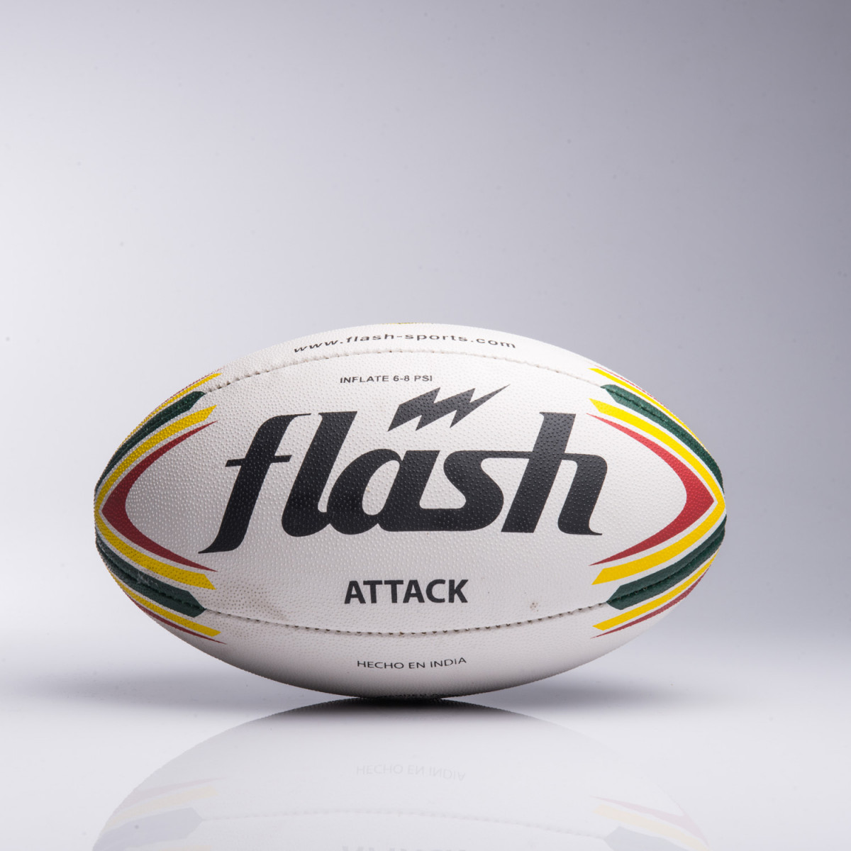 Pelota Flash Rugby Attack Nº 4