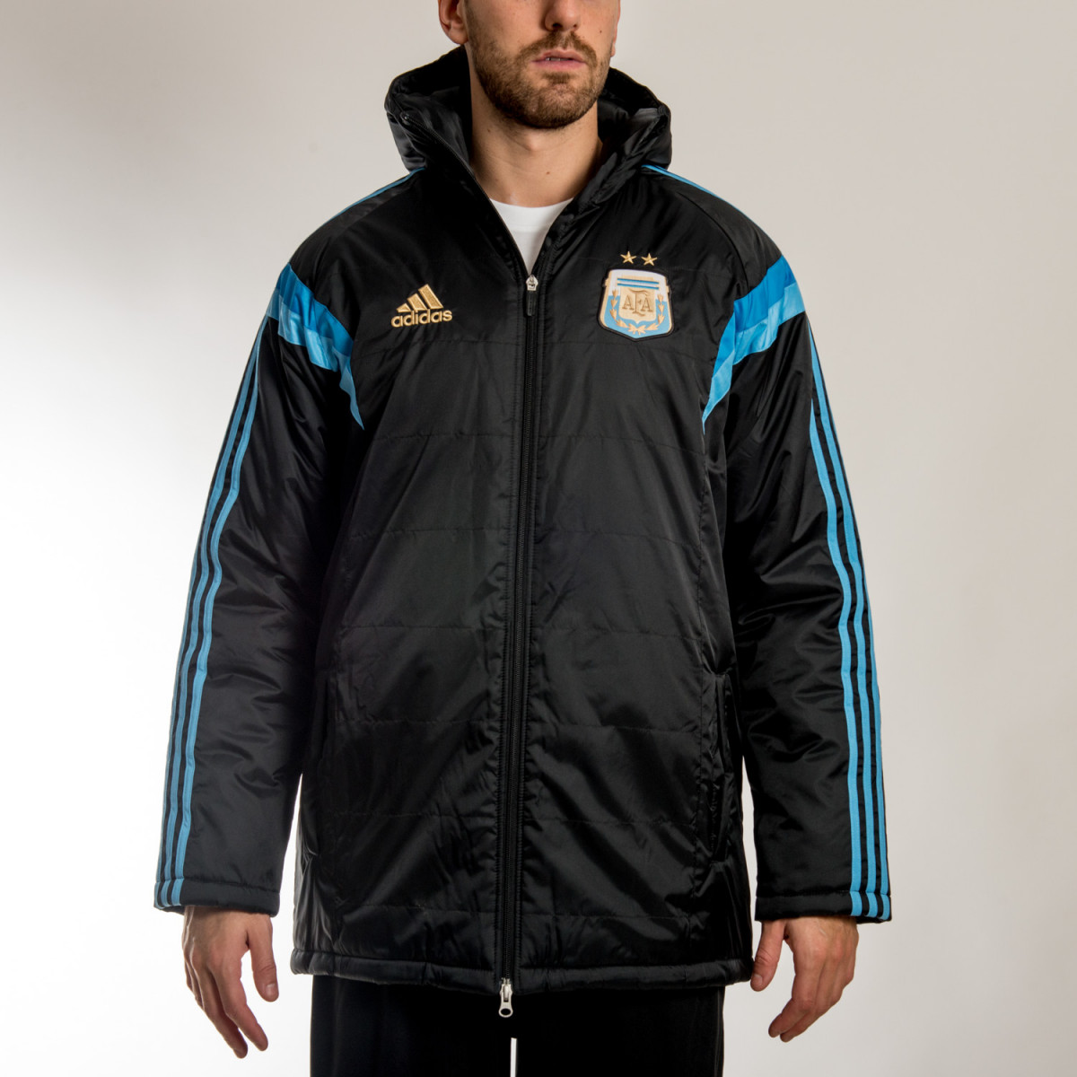 CAMPERON ADIDAS AFA STADIUM JACKET 2014