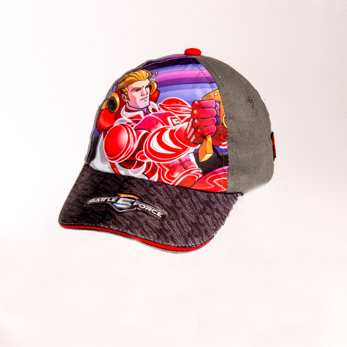 GORRA FOOTY BATLE 5 FORCE