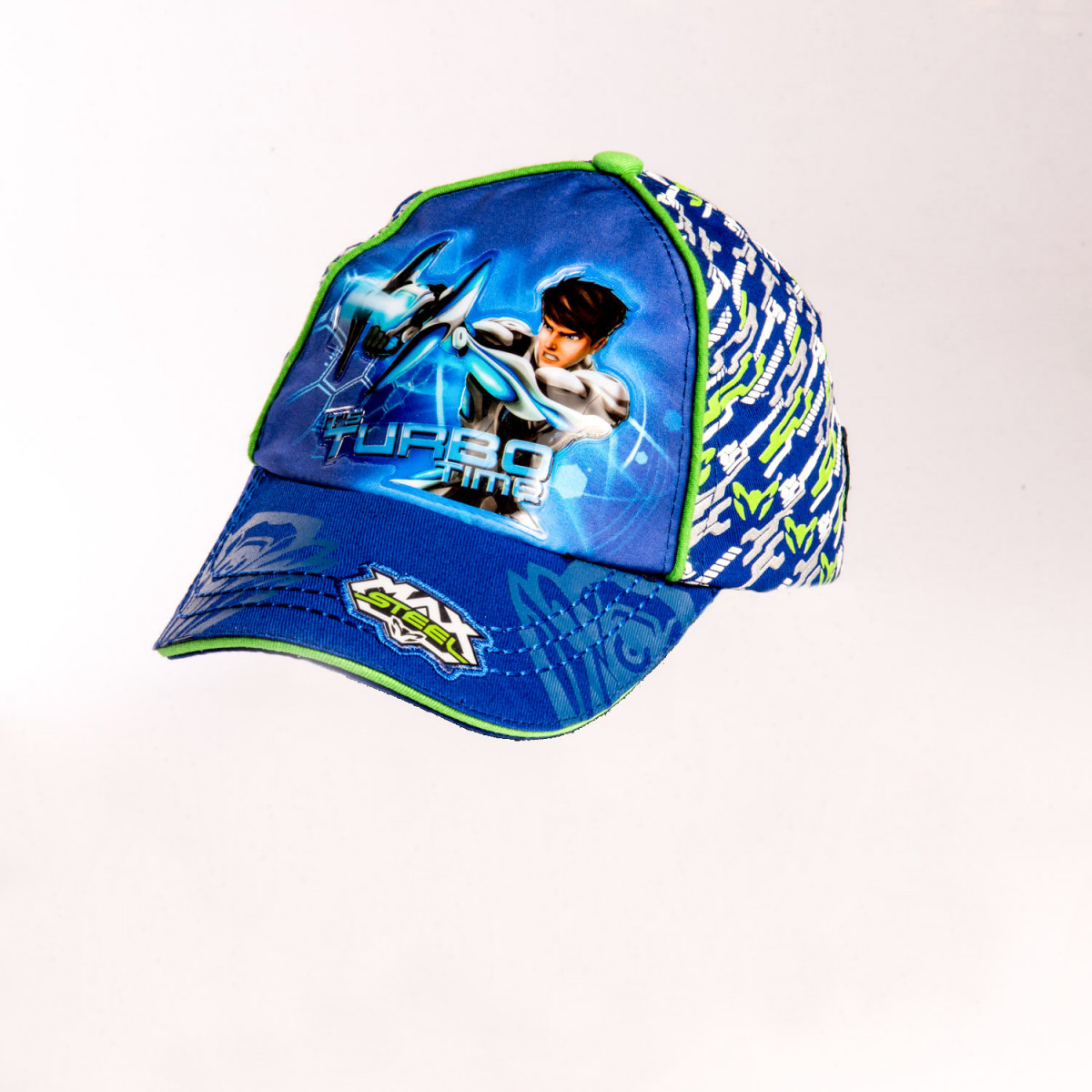 GORRA FOOTY MAX STEEL TURBO