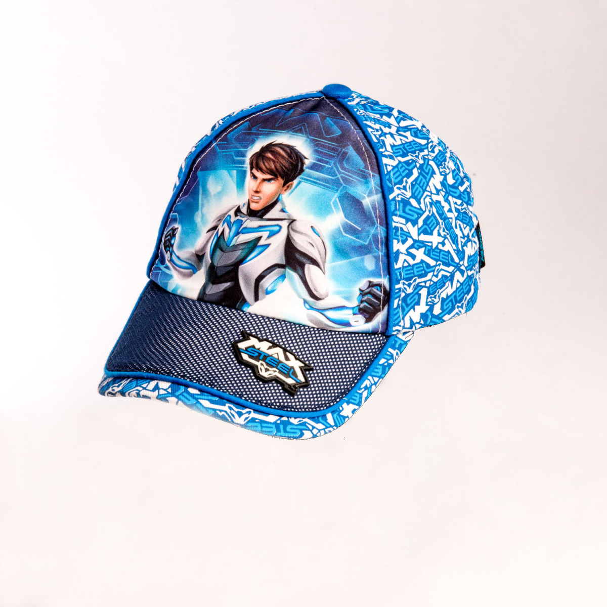 GORRA FOOTY MAX STEEL