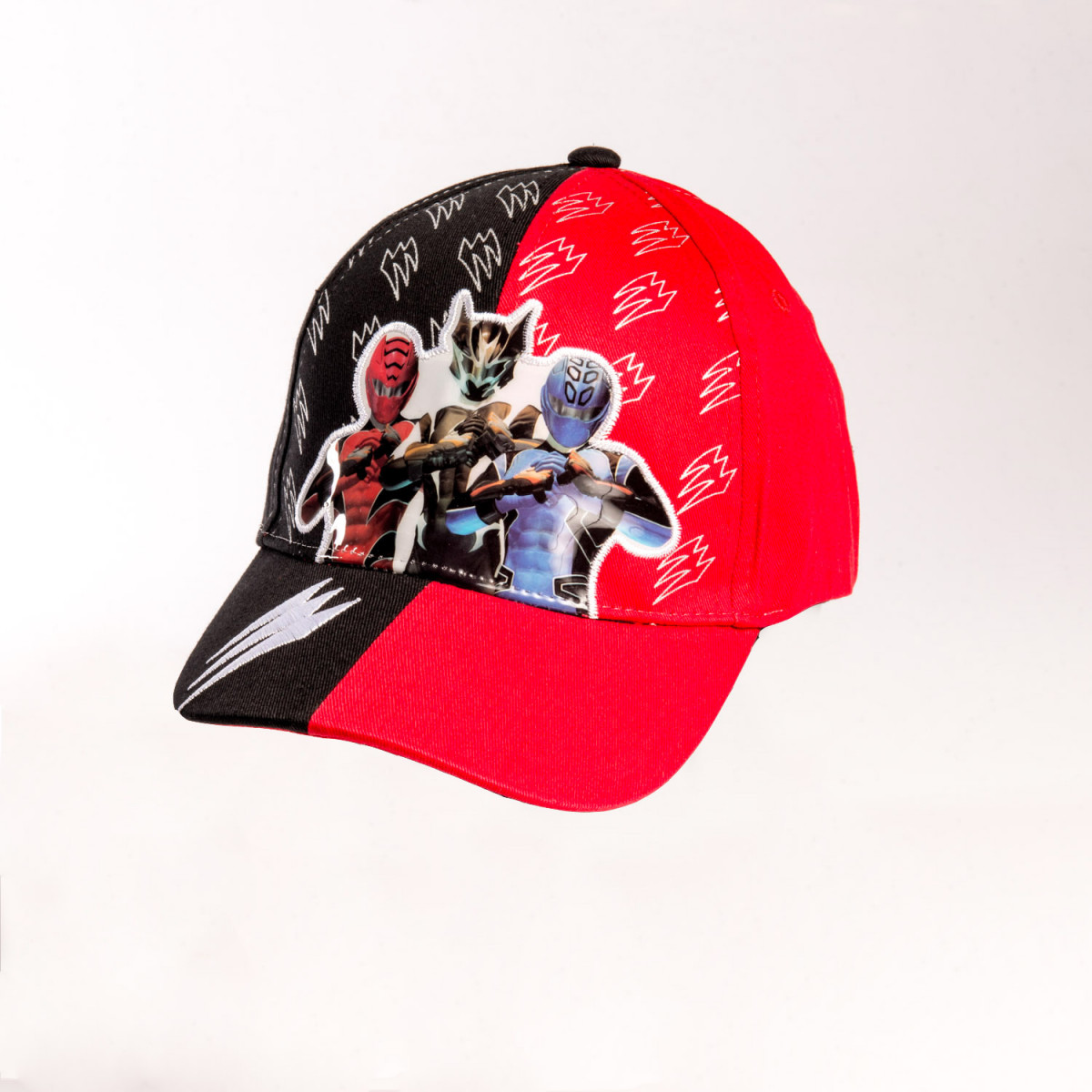GORRA FOOTY POWER RANGERS JUNGLE STK