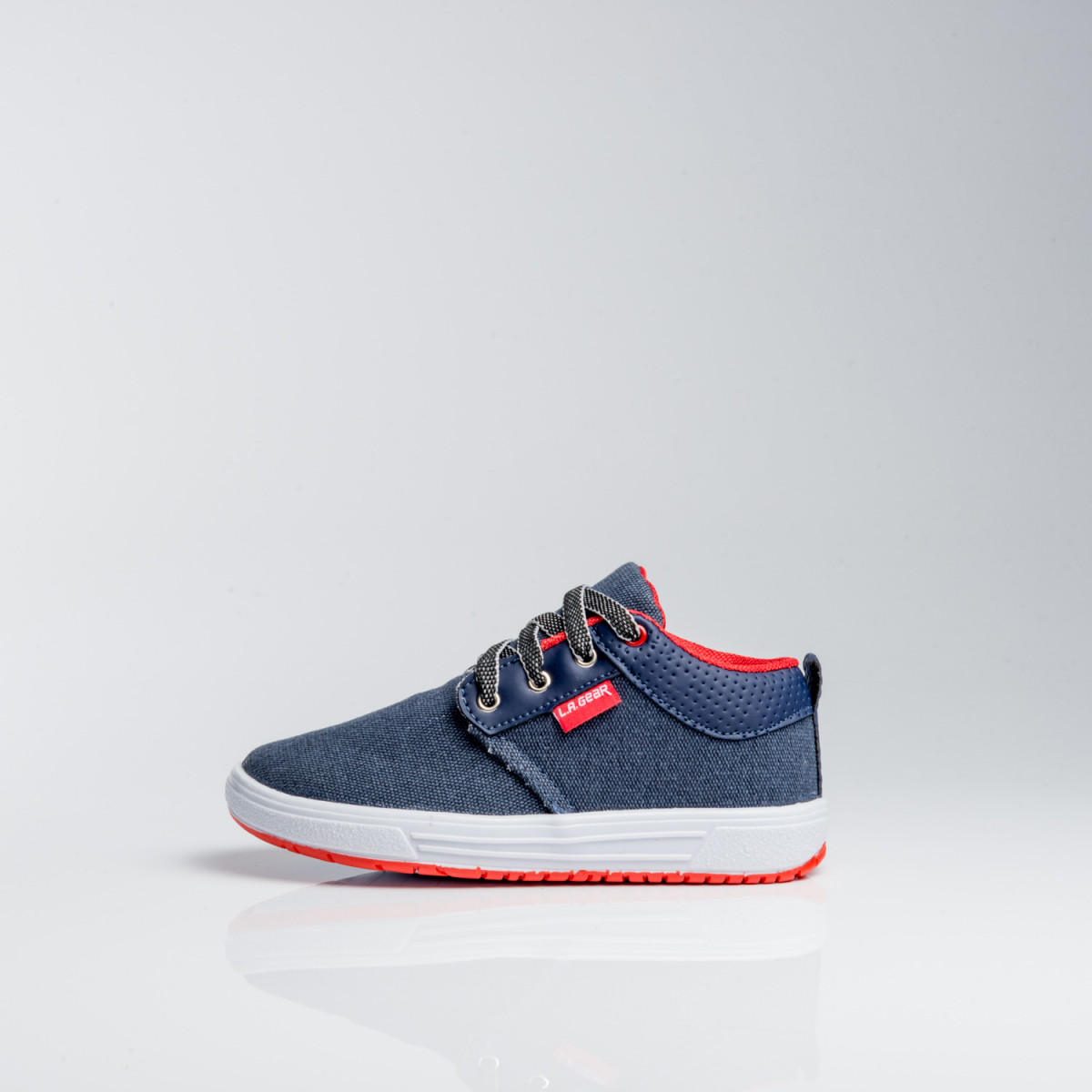Zapatillas La Gear Boston Jr