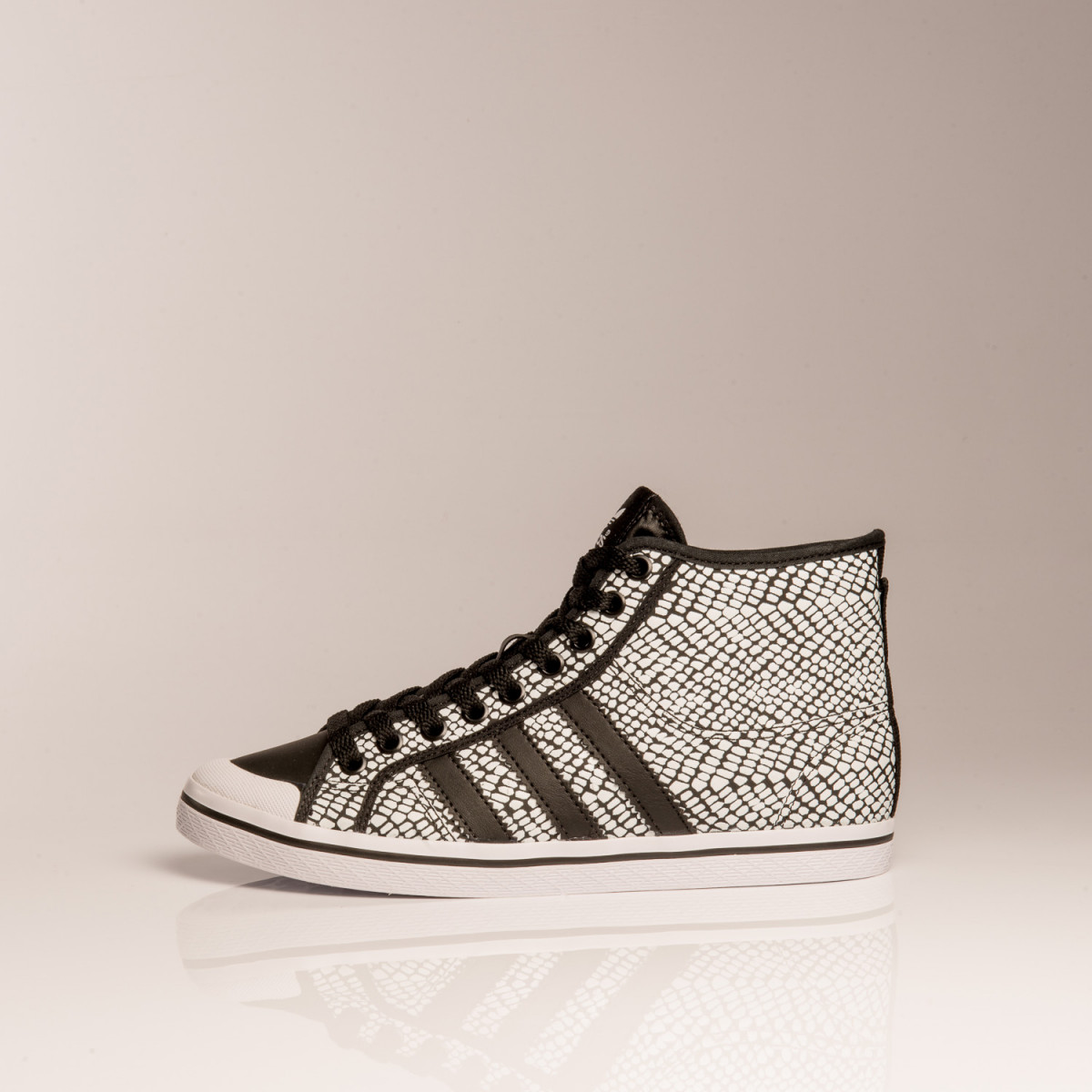 ZAPATILLAS ADIDAS ORIGINALS HONEY STRIPES MID W CR
