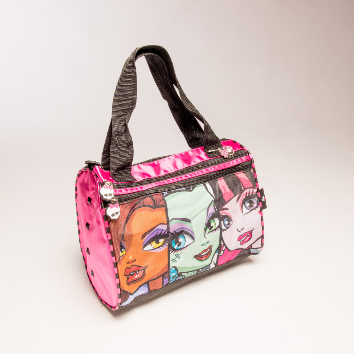 BOLSO FOOTY TUBO MONSTER HIGH