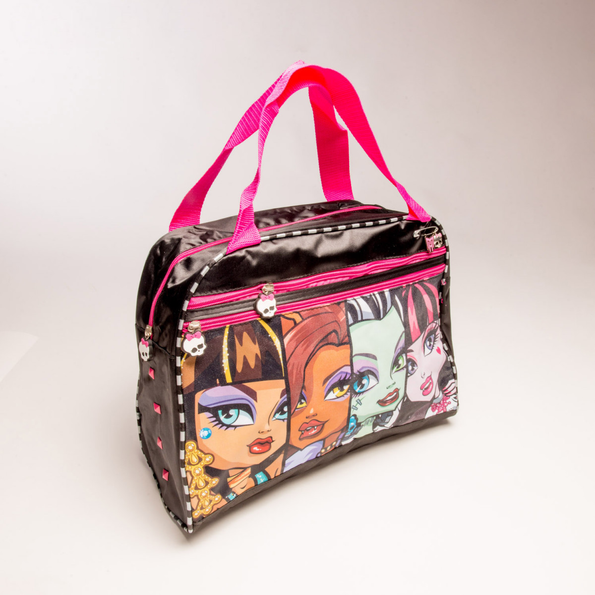 BOLSO FOOTY MONSTER HIGH