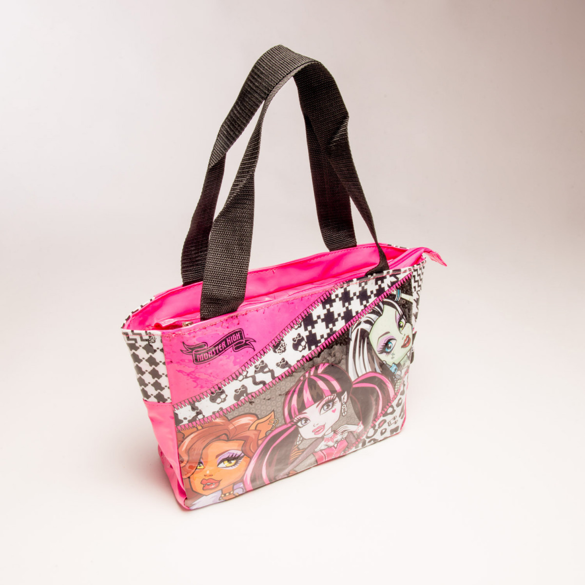 CARTERA FOOTY MONSTER HIGH