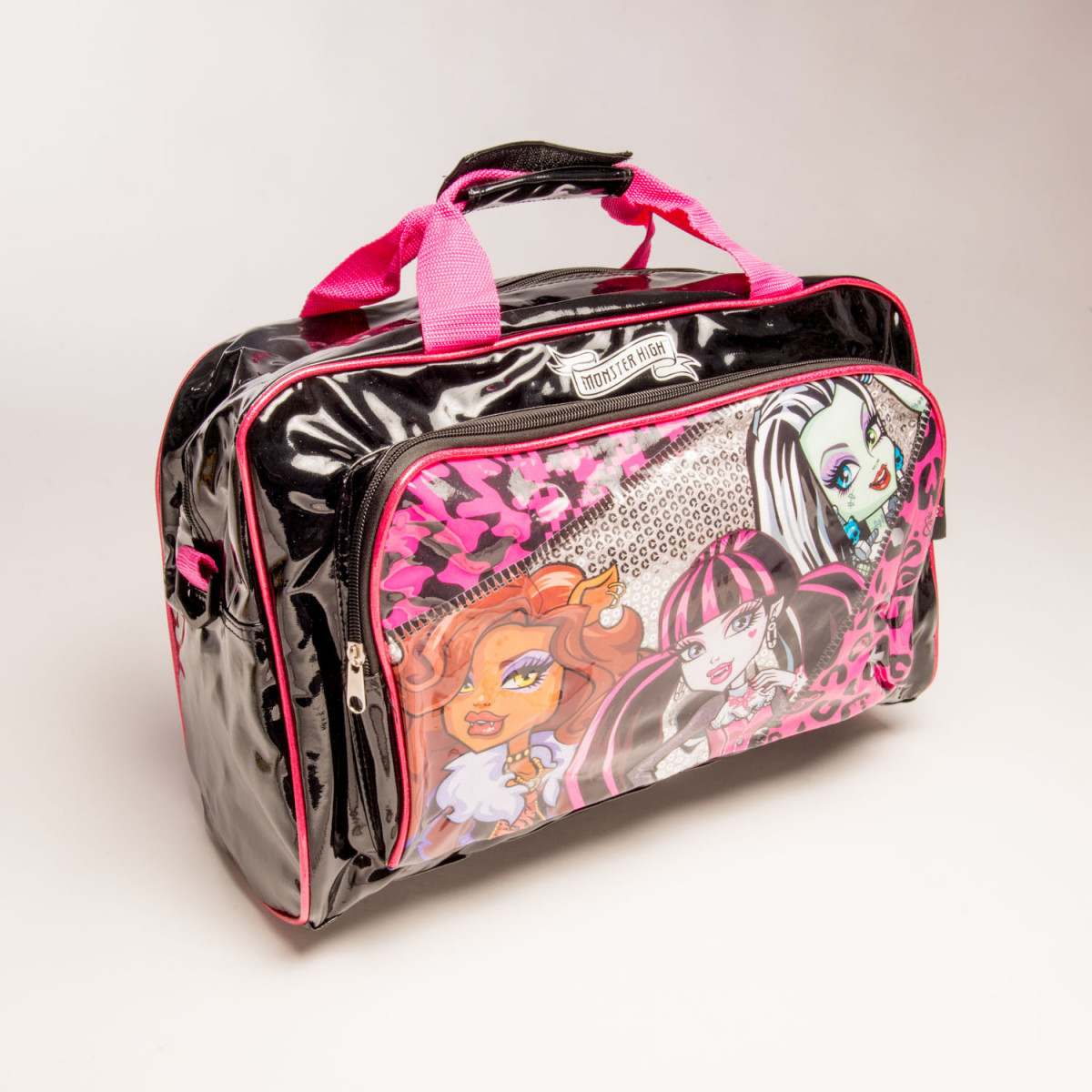 BOLSO FOOTY GRANDE MONSTER HIGH
