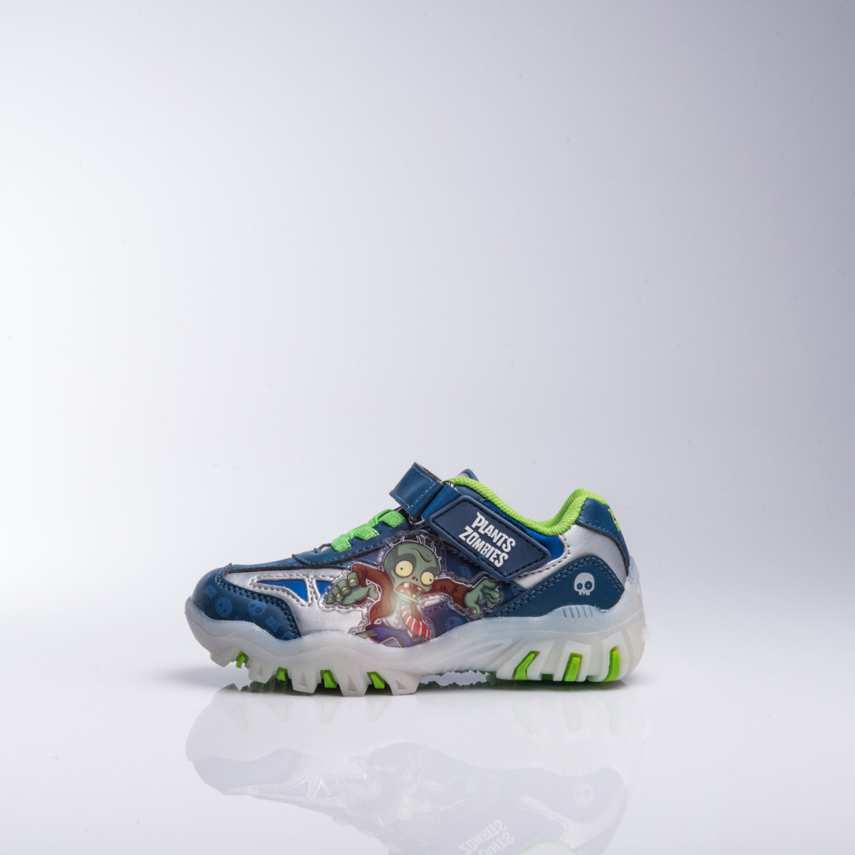 Zapatillas Footy Plants Vs Zombies