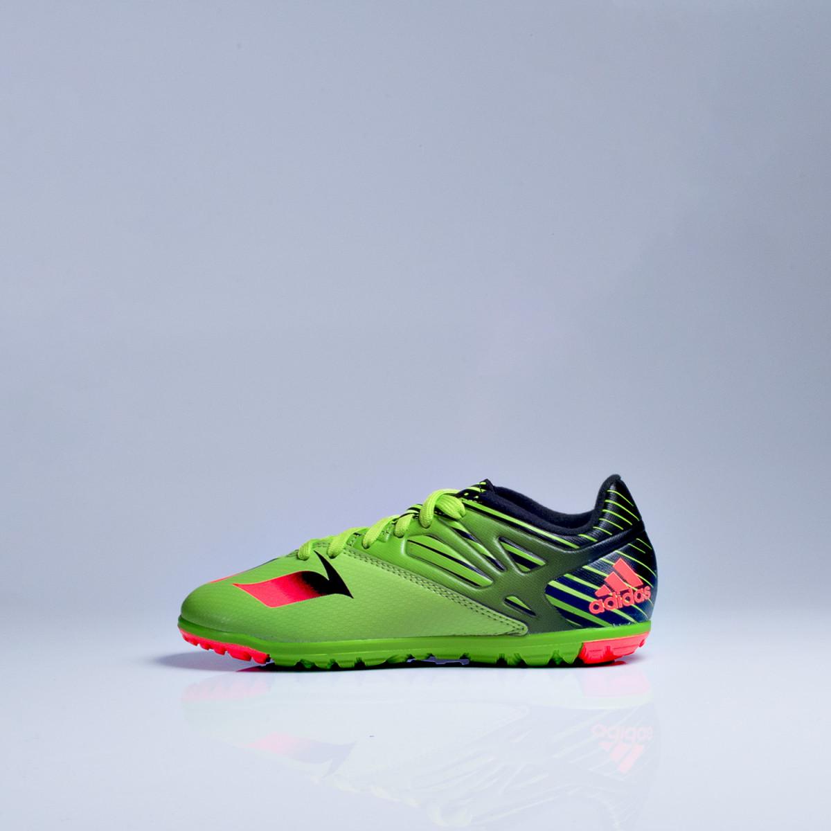 promo code 7fcb8 13a40 Botines Adidas Messi 15.3 TF J Kids