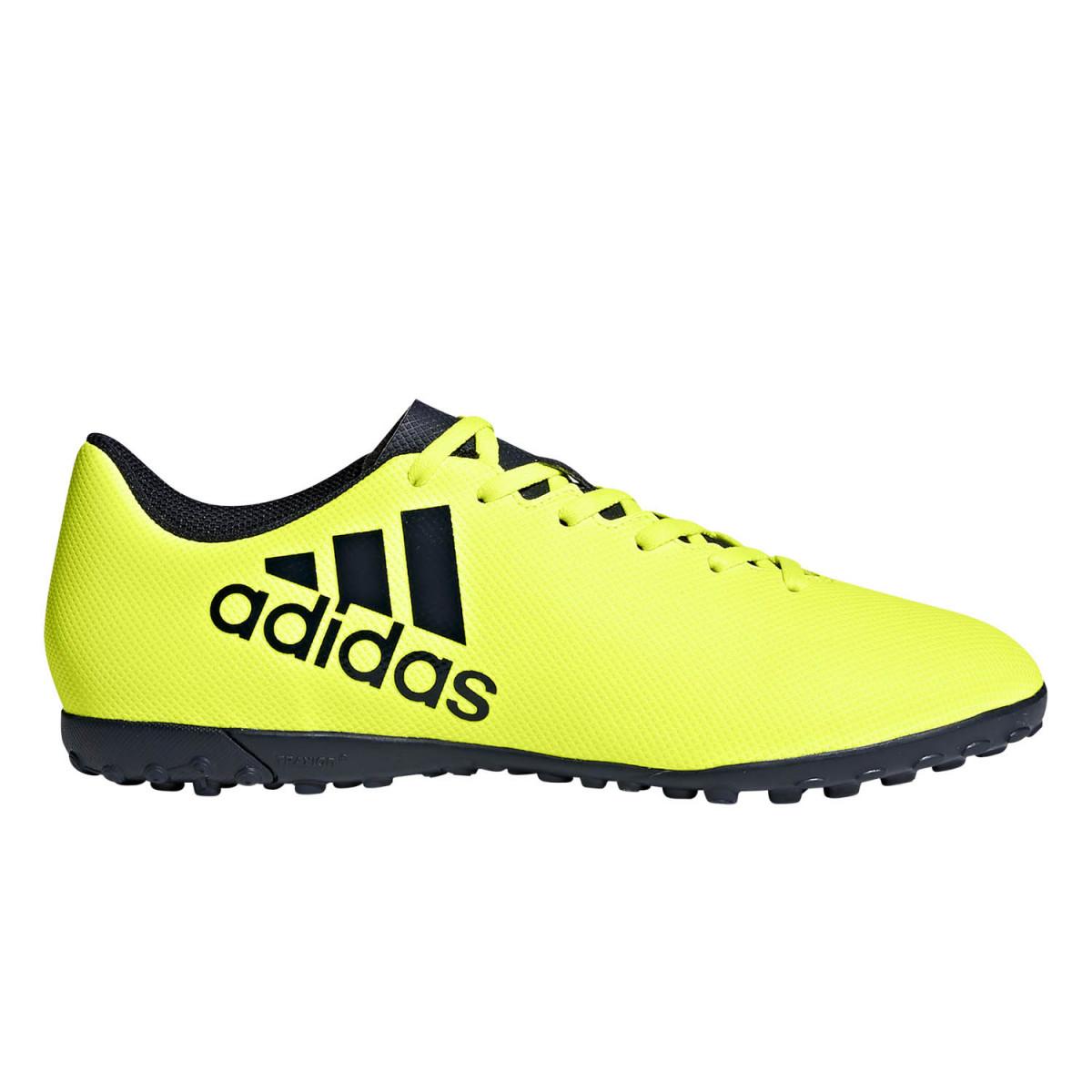 Botines Adidas X 17.4 Tf - Césped Sintético - Botines - Hombre b86cd988cdf84