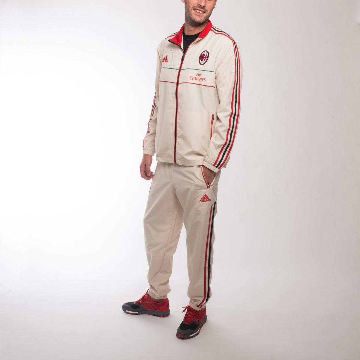 Conjunto Deportivo Adidas Ac Milan