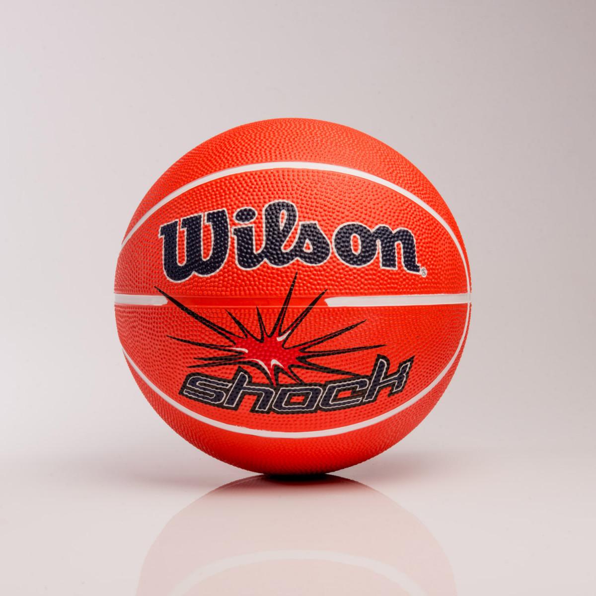 PELOTA WILSON SHOCK PLUS ORBL BASKET SZ5