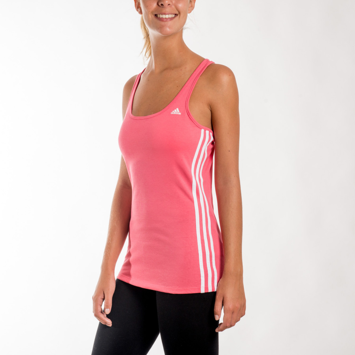 MUSCULOSA ADIDAS ESS MID 3S TANK