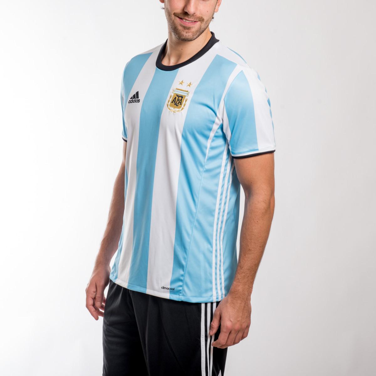 b68a60d788 Camiseta Adidas Argentina Afa Titular 2016