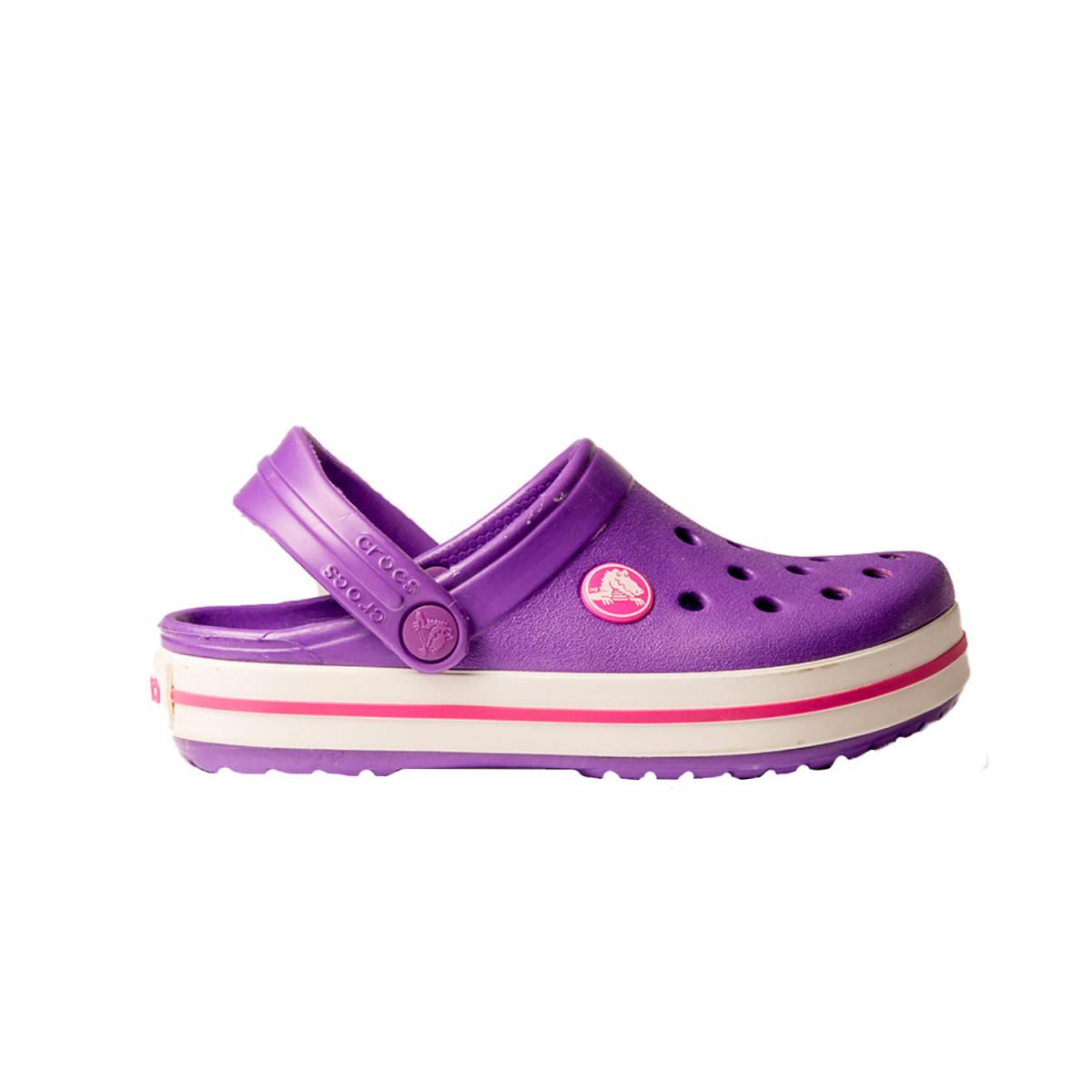 Zuecos Crocs Crocband Kids