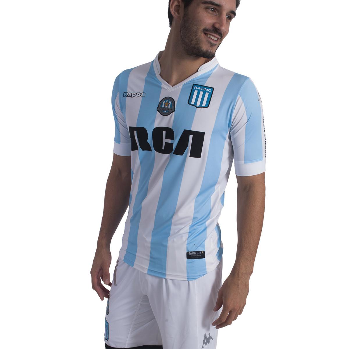a7e72ca108fe2 Camiseta Kappa Aniversario Racing Club