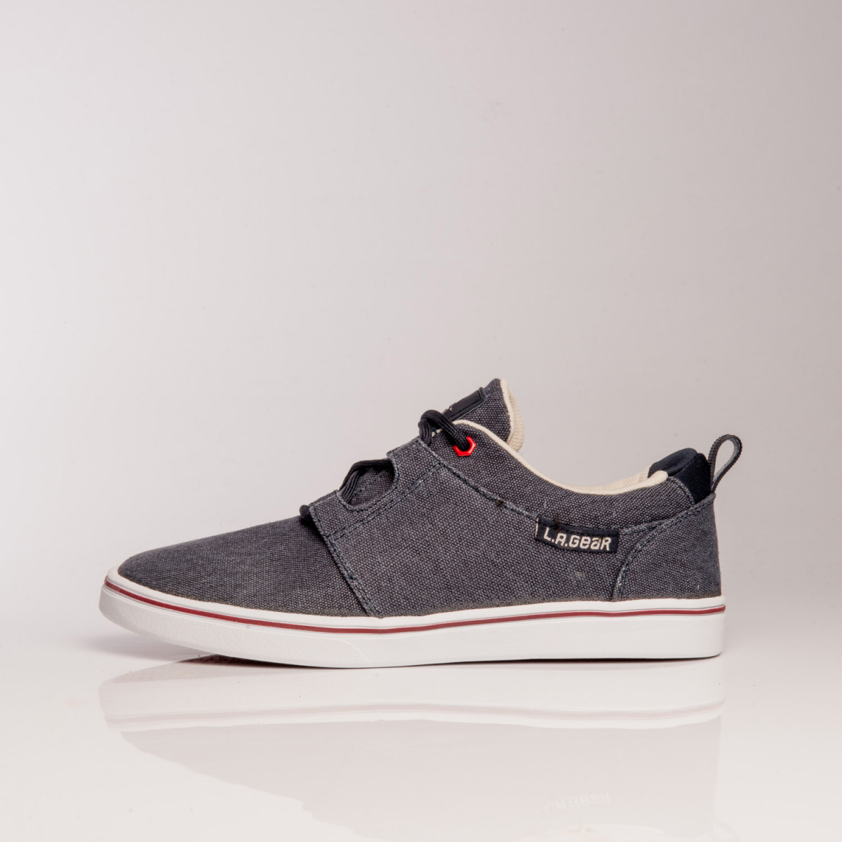 Zapatillas La Gear Boston Canvas
