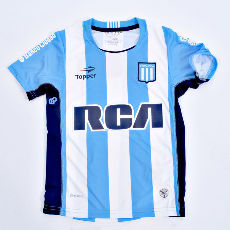 Camiseta Topper Oficial Niño Racing