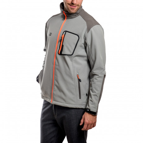 Campera Mormaii Mount Softshell