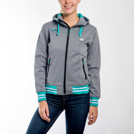 CAMPERA MORMAII BREEZY SOFTSHELL