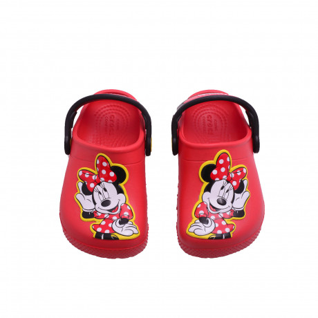 Zuecos Crocs Fun Lab Minnie