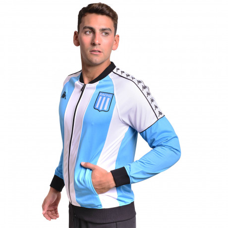 Campera Kappa Centeno Racing Club 2019