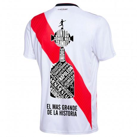 Preventa Camiseta Adidas River Plate Libertadores 2018 EL MÁS GRANDE DE LA HISTORIA