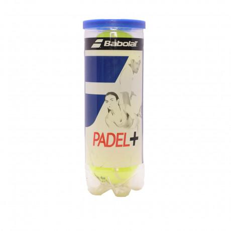 Pelotas Babolat Paddel+