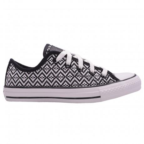 Zapatillas Converse Chuck Taylor All Star Black and White