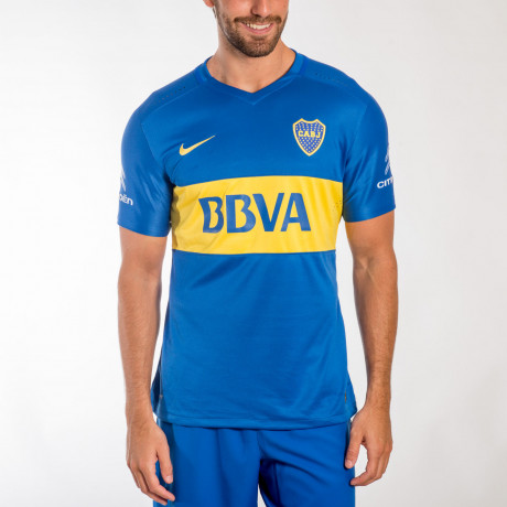 CAMISETA NIKE BOCA MATCH GAME TOUR 2016