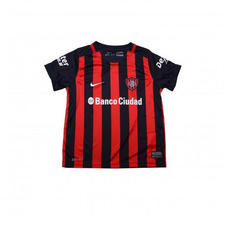 Camiseta Nike San Lorenzo Boys 2015