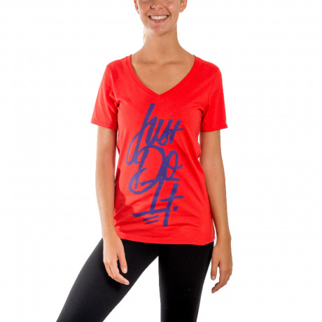 Remera Nike Tee-V Neck Jdiscrip
