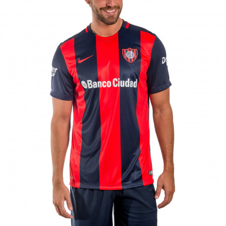 Camiseta Nike San Lorenzo Stdm Home 2016