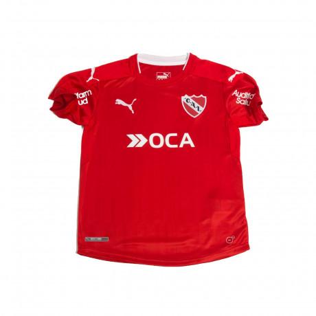 Camiseta Independiente Puma Titular Niños 2016-2017