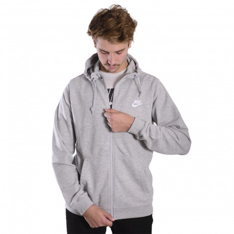 Campera Nike Club Ft Fz Hoody