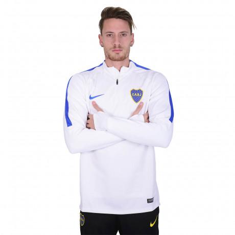 Buzo Nike Boca Dry Squad 16