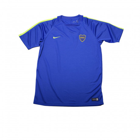 Camiseta Nike Boca Squad Kids