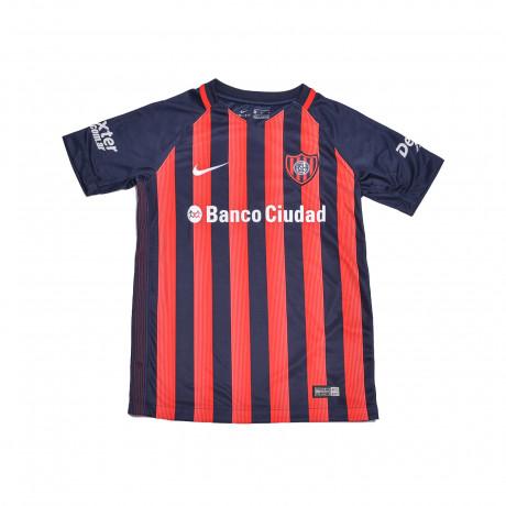 Camiseta Nike San Lorenzo Kids 2017