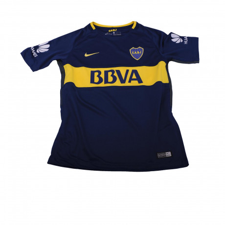 Camiseta Nike Boca Stadium Jr 2017/2018