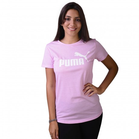 Remeras Puma Essentials Logo