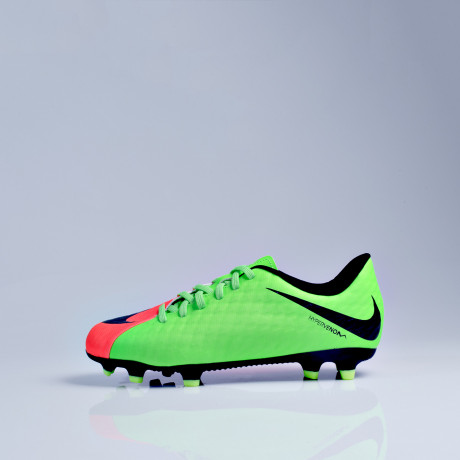 Botines Nike Jr Hypervenom Phade III FG
