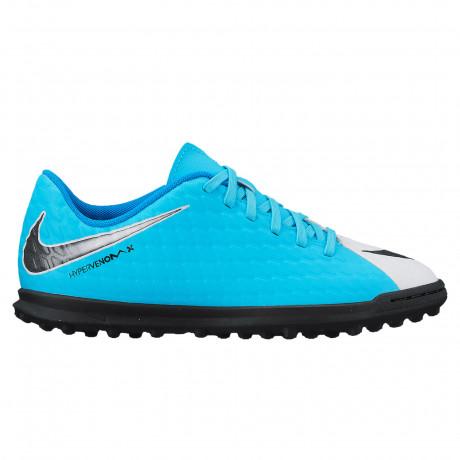 Botines Nike Jr Hypervenomx Phade III Tf