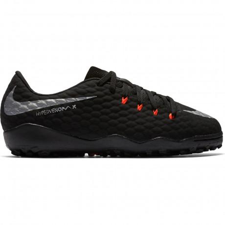 Botines Nike Jr Hypervenomx Phelom III Tf