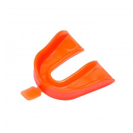 Protector Bucal Reves Saborizado Naranja